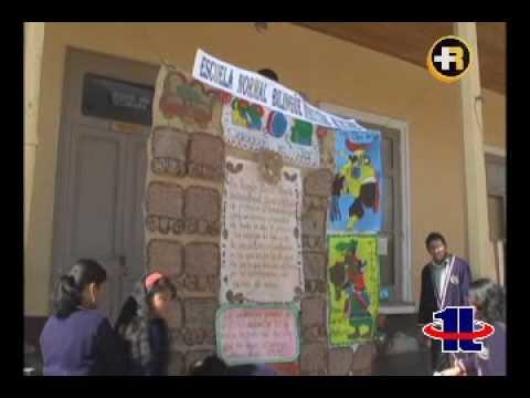 Realizan concurso de peri dicos murales en el invo youtube for Editorial periodico mural