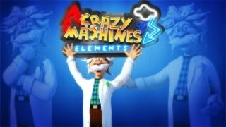 Crazy Machines Elements - 086 - Kerzenreise