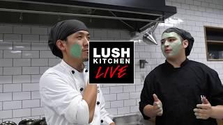 毎週水曜日、ラッシュキッチンのインスタグラムで行われているライブス...