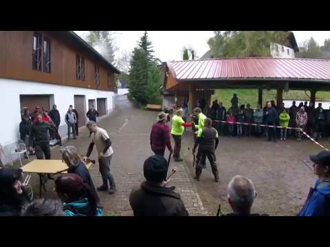 9. Bearpaw Turnier Finale 2017 im BogenSportHotel in Eisenbach