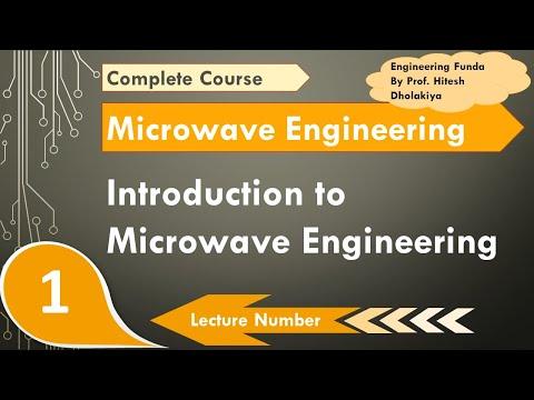 Microwave Engineering Youtube