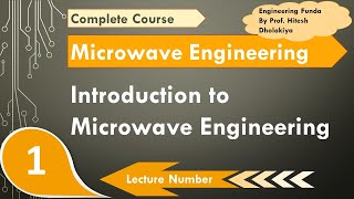 Introduction to Microwave Engineering in Microwave Engineering by Engineering Funda