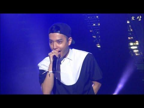 140529 JTN LIVE CONCERT Ailee & Simon D 싸이먼디(Simon D) - Lonely Night