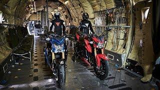 GSX-S750 und GSX-S1000 im Test bei Triplespeed | Suzuki Motorrad