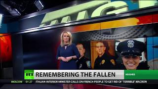 Eight Officers Already Killed in 2019