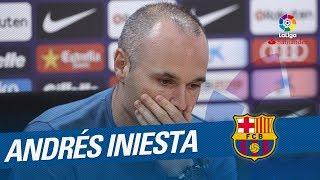 Andrés Iniesta: