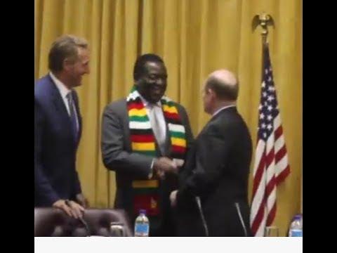 Breaking News: Zimbabwe-America mend ties #263Chat
