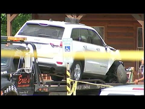 Man Plows Car Into His Family at NC Restaurant