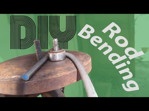 Quick and Dirty DIY Metal Bending - Trailer tie downs and more