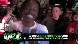 Grind Time Presents:  Double/Deuce vs Juicezilla Pt. 1