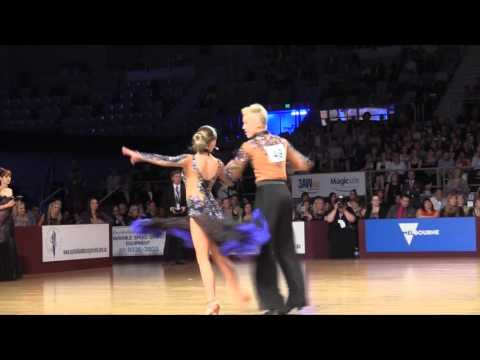 Australian Dance Sport Championship 2015 Junior Latin American Final - Jive