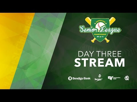 DAY THREE, 2017 Australian Senior League Championship