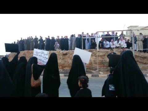 Saudi women protesting detentions are arrested themselves
