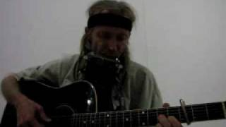 """Город Золотой""      Аквариум (guitar and harmonica)"