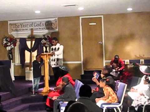 Tower of Deliverance Youth Christmas Play Clip - YouTube