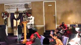 Tower of Deliverance Youth Christmas Play Clip