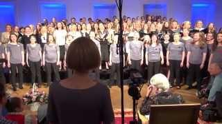 Chór Alla Polacca - Koncert rodzinny 2014.