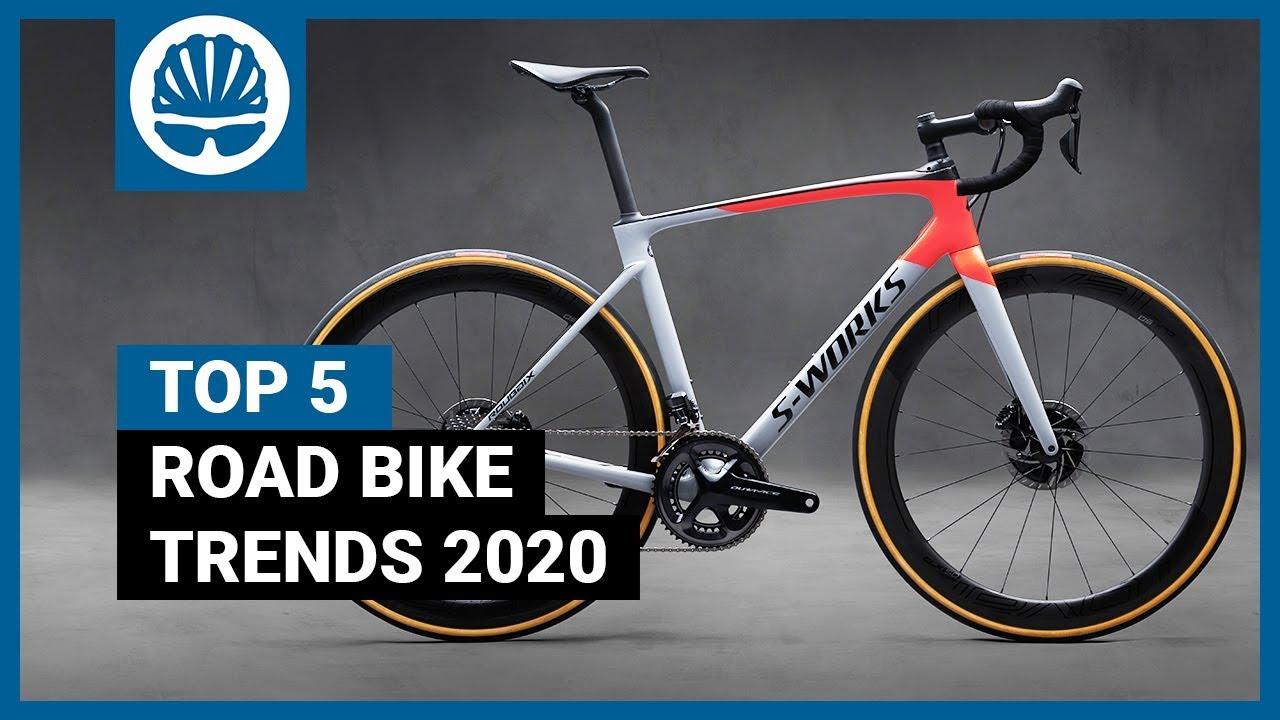 Top 5 2020 Road Bike Trends Bikeradar