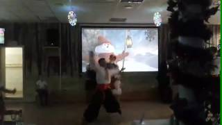 видео Новый год на Алтае