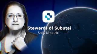 "OptDyn presents ""Stewards of Subutai™"", featuring Sally Khudairi"