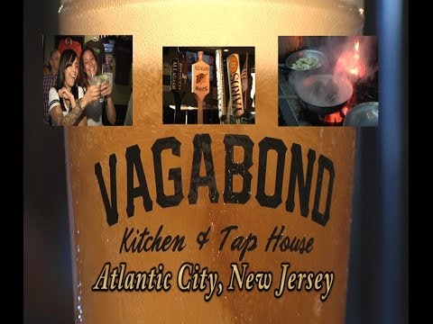 Vagabond Kitchen and Tap House brings Craft Beer to Atlantic City