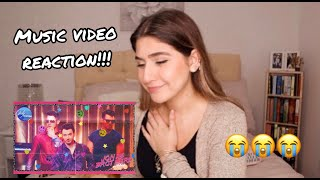 Download Jonas Brother  Only Human music video REACTION  Karolaine MP3