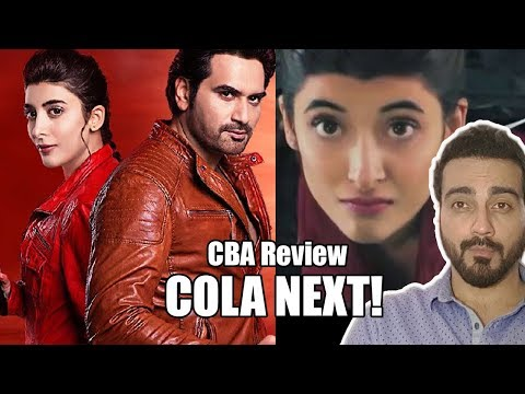 Review of COLA NEXT TVC | CBA | Comics By Arslan