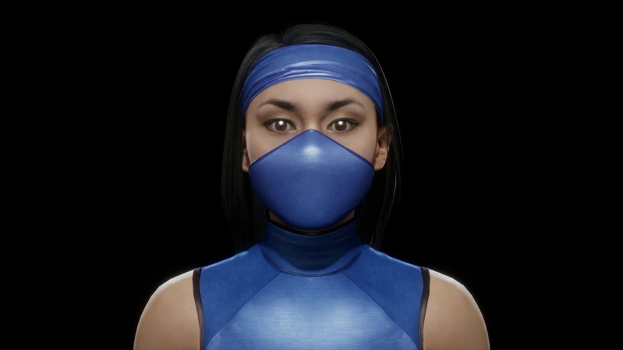 mortal kombat 11 kitana new skin