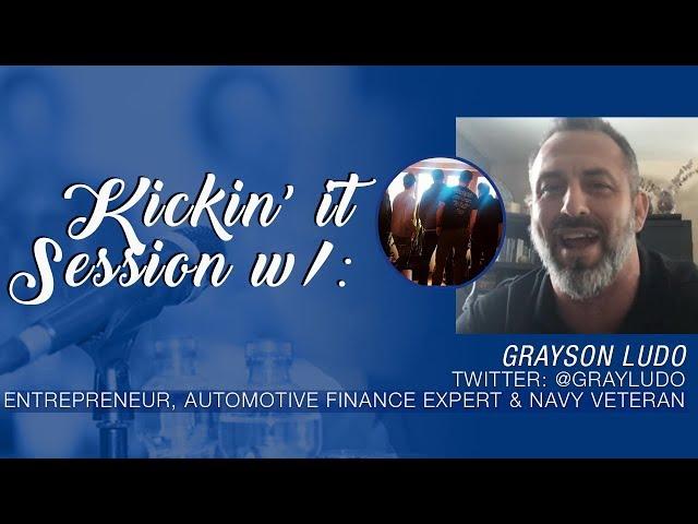 Grayson Ludo From Chicago Talks Auto Sales Crisis, Sub Prime Loans, Using Debt to Make Money + More!