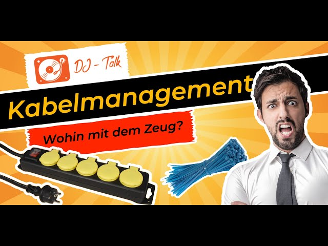 Kabelmanagement | #023 LIVE