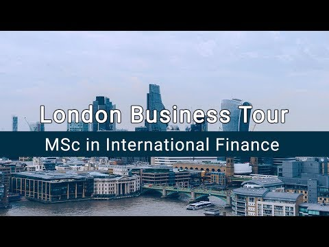 PSB Paris School of Business International Finance Business Tour