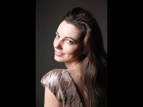 "Axia Marinescu  plays Debussy ""Feux d'artifice""- studio recording"