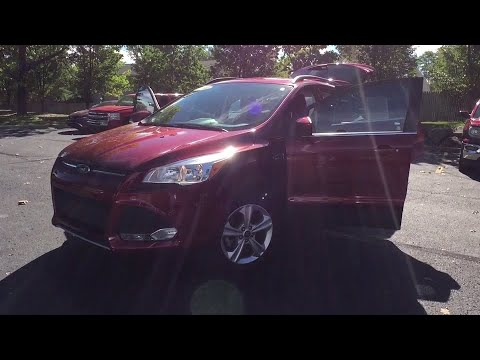 2016 Ford Escape Clarkston, Waterford, Lake Orion, Grand Blanc, Highland, MI UC70632A
