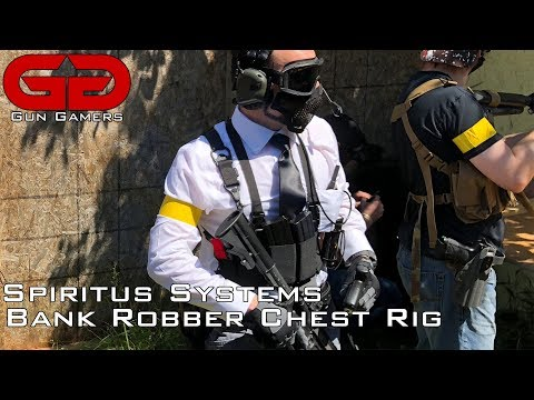 Thoughts on the Spiritus Systems Bank Robber Chest Rig