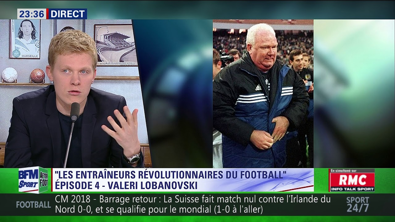 After Foot du dimanche 12/11 – Partie 5/6 - L'interview de Julien Momont