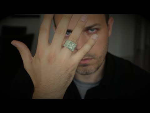 Ring Through Finger Magic Trick