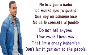 Aventura Mi Corazoncito Lyrics English And Spanish Translations Meaning Letras En Ingles Youtube