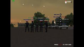 Клип про Спецназ FBI [ SAMP ]