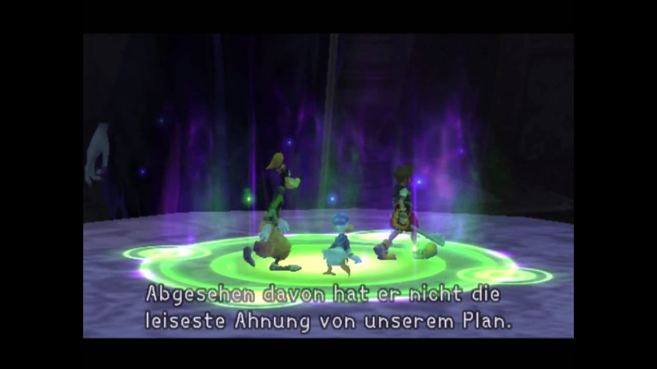 Kingdom Hearts Dschungel