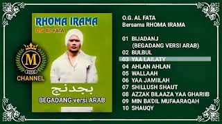 BEGADANG VERSI ARAB... RHOMA IRAMA BERSAMA O.G. AL FATA (FULL ALBUM)