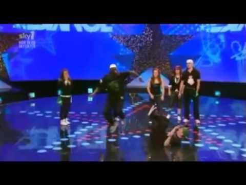 Raw Edge Crew - Got To Dance - Episode I - Qualifications
