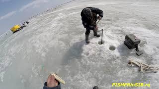 Выезд на рыбалку о Чаны День Первый
