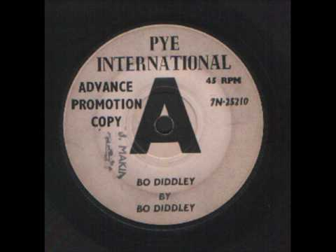 Bo Diddley - Bo Diddley - Detour - R&B.wmv