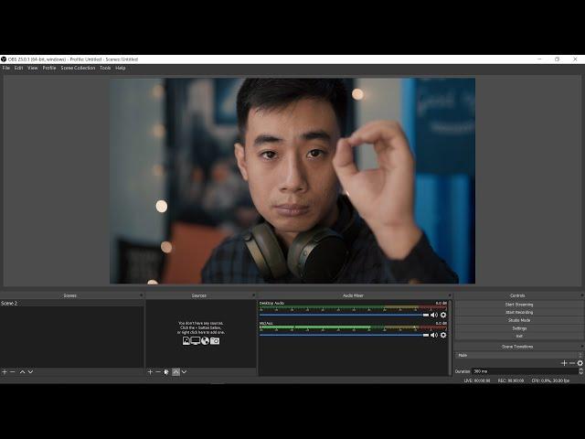 Dùng MÁY ẢNH làm webcam MIỄN PHÍ