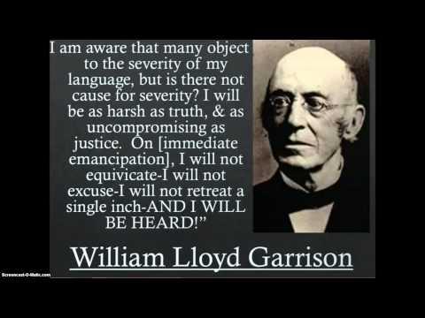 Abolitionism Part II of II