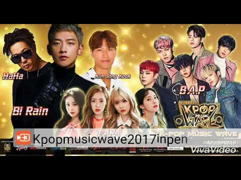 Kpop music wave 2017 in penang