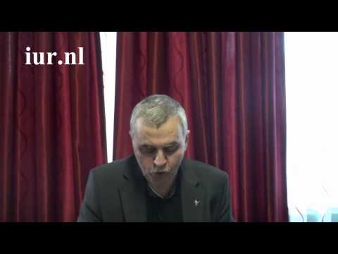Prof. Dr. Ahmet Akgündüz - Mesnevi-i Nuriye 1. Ders