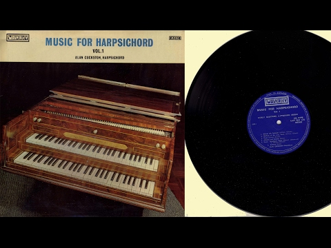 Alan Cuckston (harpsichord) Early Scottish keyboard music and dances from the Dublin manuscript