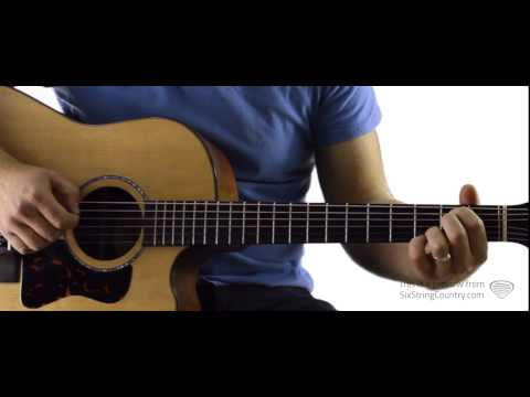 I See You - Guitar Lesson and Tutorial - Luke Bryan