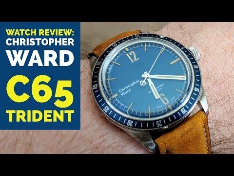 Christopher Ward C65 Trident Watch